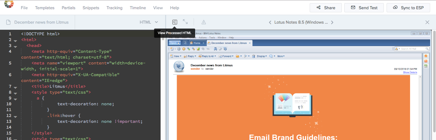 New in Litmus: Understand How Email Clients Alter Your Email