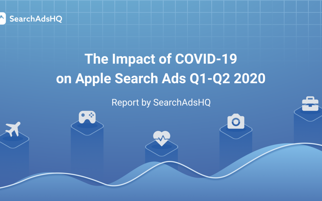 COVID-19 Impact on Apple Search Ads, Q1-Q2 2020 [Report]