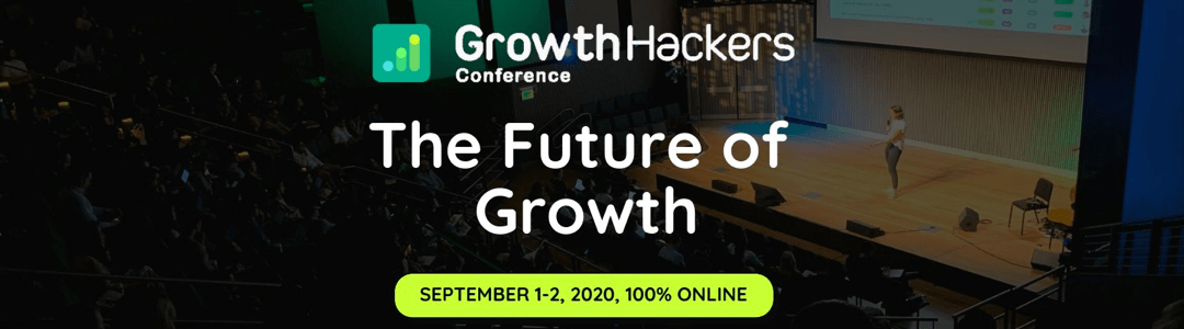 Top 11 Slides from the 2020 GrowthHackers Conference