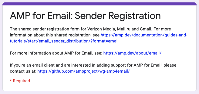 AMP for Email Adds Developer-Focused Features