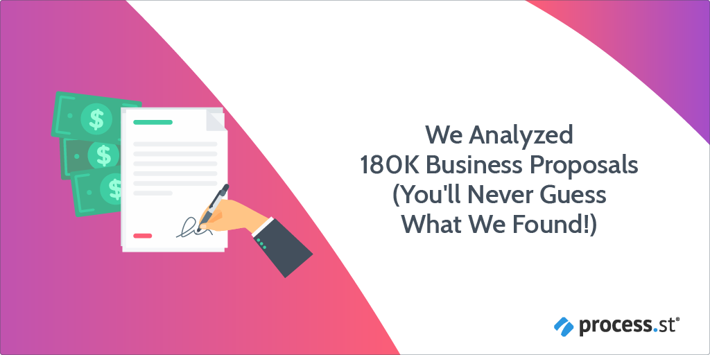We Analyzed 180K Business Proposals (You'll Never Guess What We Found!)