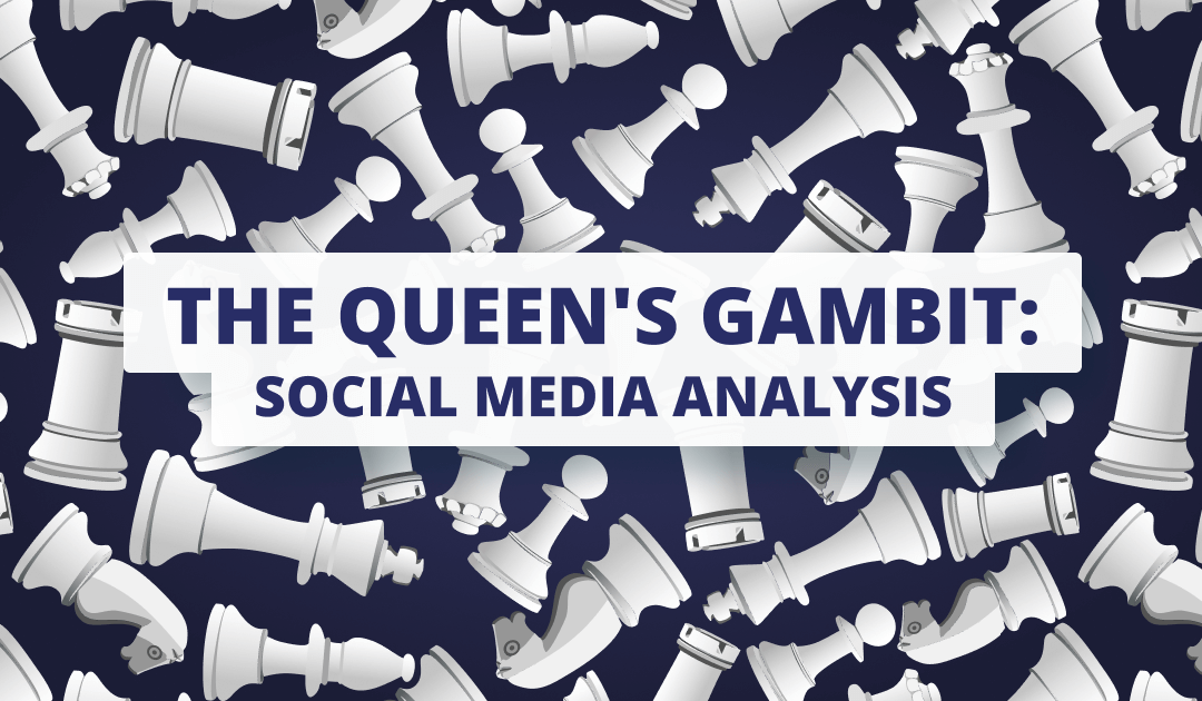 The Queen's Gambit: social media study