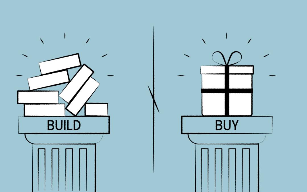 B2B Revenue attribution: Build vs Buy?