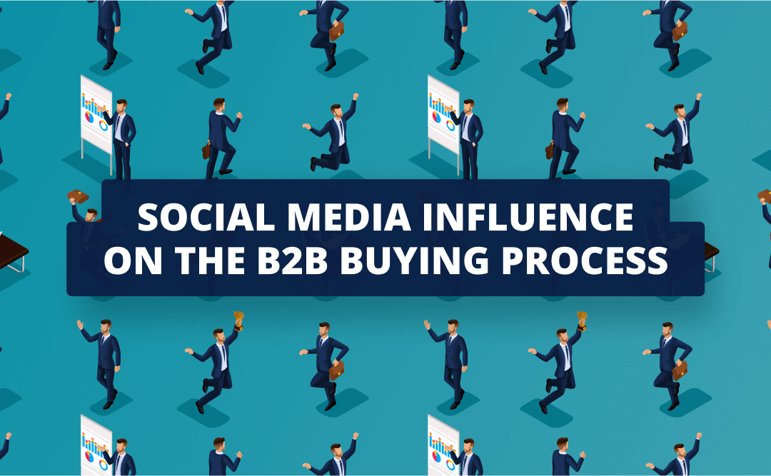 Understanding social media influence on B2B purchase decisions