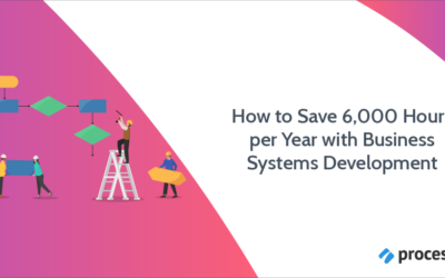 How to Save 6,000 Hours per Year with Business Systems Development