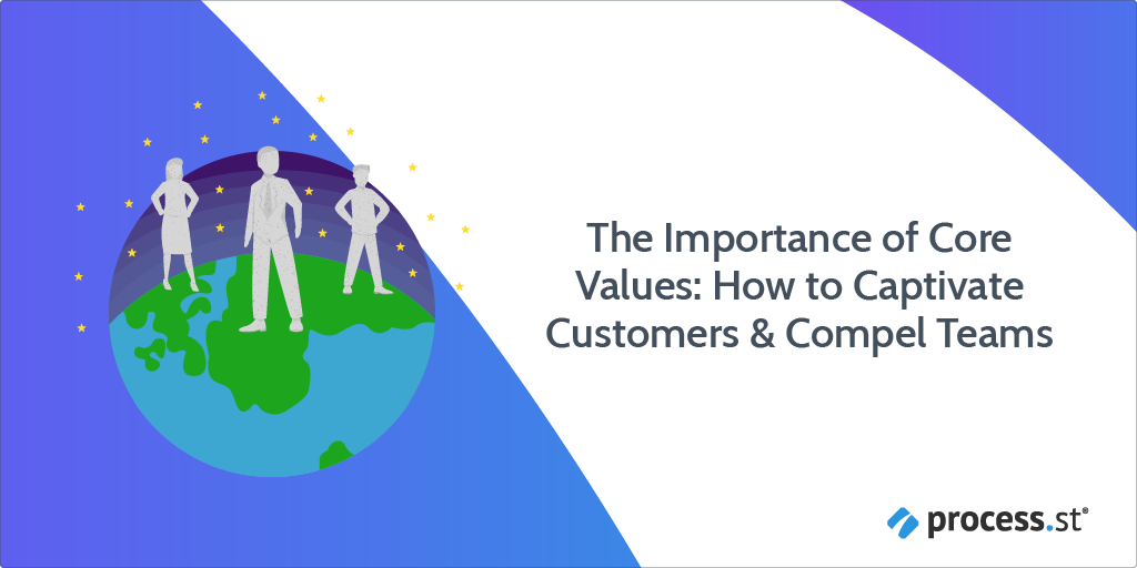 The Importance of Core Values: How to Captivate Customers & Compel Teams