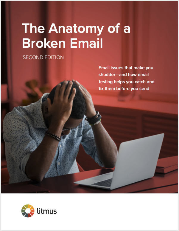 The Anatomy of a Broken Email (2nd Edition)