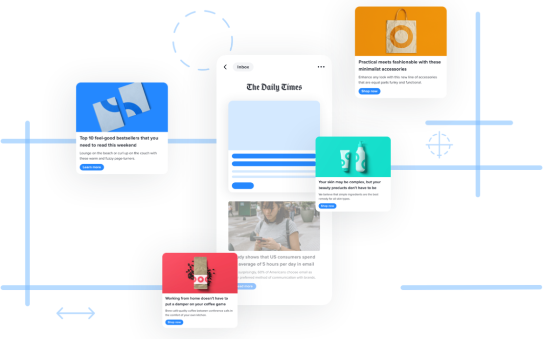 Native Ad Blueprints: How you and your business can benefit from native ads in email newsletters